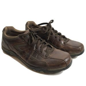 Skechers Relaxed Step Leather Shoes